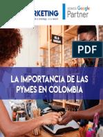 LA IMPORTANCIA DE LAS PYMES EN COLOMBIA