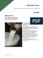 MilkoScreen Application Note 80 - Rev. 1