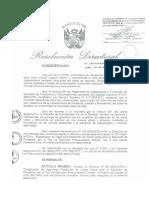 Directiva N° 001-2005-mtc