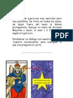 TAROT - EJERCICIOS CON ARCANOS