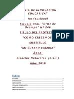 PROYECTO FERIA DE CIENCIAS SEÑO YANINA.docx