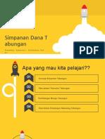PPT Simpanan Tabungan KD 3.8