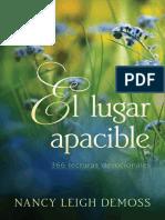 El Lugar Apacible (Nancy Leigh DeMoss).pdf