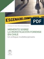 nino-moris c - Memento sobre la Investigación Forense en Chile un Enfoque Multidisciplinario