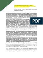 Terceirização, Competitividade e Uberização do Trabalho no Brasil