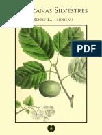 Henry D. Thoreau - Manzanas Silvestres