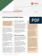EN 44-3 Dual-Temperature Chillers Plants