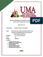 bromatologia  informe 10 VIII
