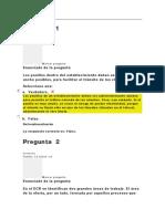 EVALUACION FINAL CANALES DE DISTRIBUCION