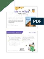 Kaia and the Bees Teacher Tip Card