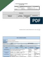 PLAN ESCOLAR DE MEJORA CONTINUA C.E. 2019 - 2020