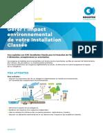 Gérer l'impact environnemental de votre Installation Classée