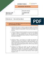 Informe Técnico mayo