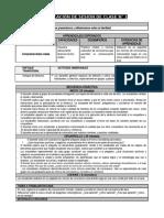 SESIONES COMUNICACI+ôN - CUARTO  A+æO 2010 - ORLANDO.doc