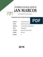 La desvirtuación del contenido televisivo en Perú
