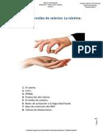 UNIDAD 4 EL RECIBO DE SALARIOS. LA NÓMINA (FOL)