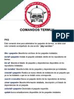 COMANDOS TERMUX