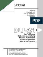 Kyocera Printer 21
