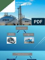 Emisiones contaminantes  del motor  con gncv y combustibles.pptx