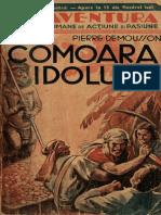 32. Pierre Demousson - Comoara Idolului (1938)