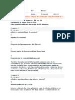 Quiz 1 Formulación y Evaluación de Proyectos Poligran