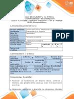 Guía de actividades y rúbrica de evaluación - Fase 1 - Realizar Prezi - Reconocimiento