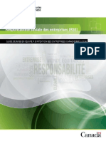ResponsabiliteSocialedesEntreprises guide canada