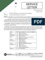 SL L279 Fuel Injector Model Designation