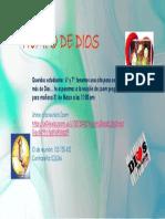 Invitación 6 y 7 Marzo 31