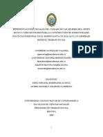 Trabajo de Grado. Representaciones sociales del Cuidado como escenario para la construcción de Subjetividades Políticas femeninas 2019 CORRECCIONES.docx
