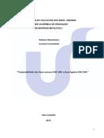 Microsoft Word - Relatório 3 Temperabilidade dos aços  comuns X aços ligados