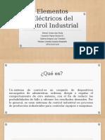 Elementos Eléctricos Del Control Industrial