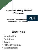 Inflammatory Bowel Disease Final
