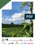 HUELLA AMBIENTAL DEL CAFÉ EN COLOMBIA