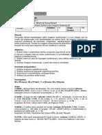 Plano ROSSINI - Seminário Estética das Imagens Audiovisuais 2020-1 - atualizado
