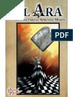El Ara. Instructivo para el Aprendiz masón