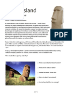Easter Island ESL page