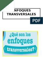 ENFOQUES TRANSVERSALES (CASOS, ANÁLISIS, TÍTULOS, CONCEPTOS E IMÁGENES)