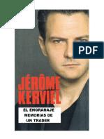 Jerome Kerviel - El Engranage, Memorias de un Trader