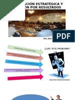 PLANEACIÓN ESTRATÉGICA Y GESTIÓN POR RESULTADOS doctorado 4445