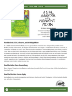A Girl a Raccoon Midnight Moon Teacher Guide