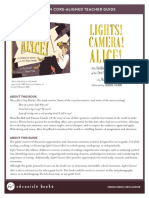 Lights Camera Alice Teacher Guide