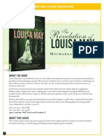 The Revelation of Louisa May Teacher Guide