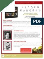 Hidden Dangers Teacher Guide