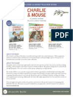 Charlie and Mouse Teacher Guide