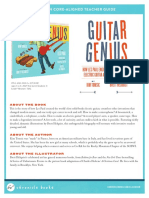 Guitar Genius Teacher Guide