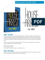 House Arrest Teacher Guide