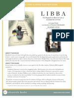 Libba Teacher Guide