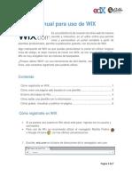 Manual de Wix.pdf