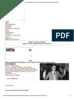 Mort de Patrick Devedjian _ lire le portrait de Faits & Documents - Egalite et Réconciliation